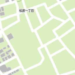 フラット松原 世田谷区