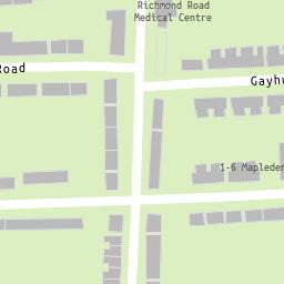 Mapledene Road, London Borough of Hackney