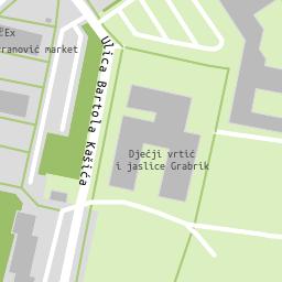 Ulica Bartola Kasica Grad Karlovac